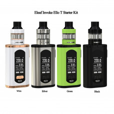 Eleaf Invoke 220W with Ello T